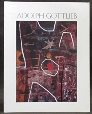 Adolph Gottlieb : Paintings, 1921-1956: Roberts, Miriam