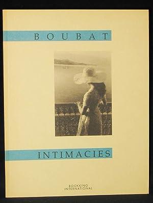 Edouard Boubat : Intimacies: Nori, Claude