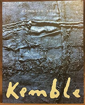 Kemble : The Great Breakthrough: Anaya, Jorge López;