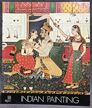 Treasures of Asia Indian Painting: Barrett, Douglas; Gray,