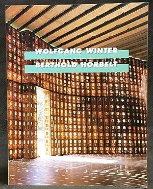 Wolfgang Winter/Berthold Horbelt: Projects: Florian Matzner