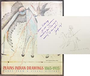 Plains Indian Drawings 1865-1935 : Pages from a Visual History