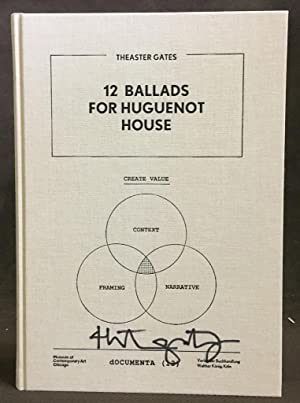 Theaster Gates : 12 Ballads for Huguenot House