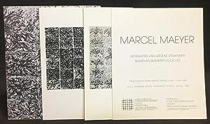 Marcel Maeyer: Modulaties Van Groene Strukturen Bladen: K. J. Geirlandt