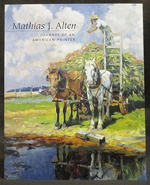 Mathias J. Alten : Journey of an: William H. Gerdts,