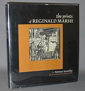 The Prints of Reginald Marsh: Sasowsky, Norman; Introduction