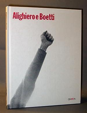 Alighiero e Boetti: Lauter, Rolf; Andrea