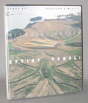 Michael Heizer Effigy Tumuli : The Reemergence: McGill, Douglas C.