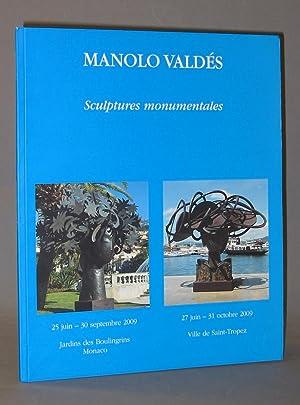 Manolo Valdés : Sculptures Monumentales: Tuvéri, Jean Pierre