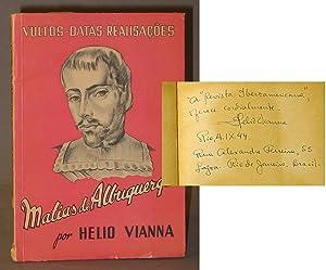 Matias De Albuquerque: Helio Vianna