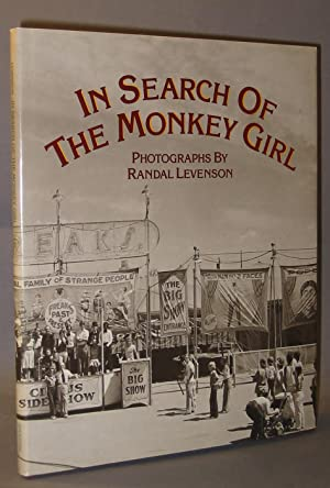 In Search of the Monkey Girl: Levenson, Randal; Spalding