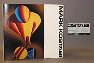 Mark Kostabi : The Exhibition of Mark Kostabi. Say Less and Say Yes.