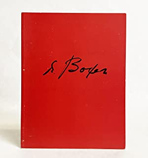 Stanley Boxer : Mixografia Monotypes ; Series: Remba, Lea