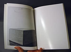 Donald Judd : Fifteen Works: No Author Noted