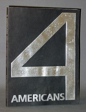 4 Americans : Aspects of Current Sculpture: Kotik, Charlotta