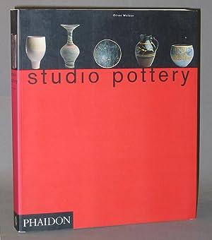 Studio Pottery : Twentieth Century British Ceramics: Watson, Oliver
