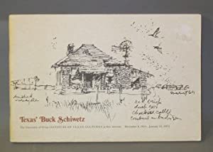 Texas' Buck Schiwetz
