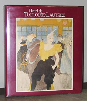 Henri De Toulouse-Lautrec : Images of the 1890s