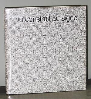Du Construit au Signe: Tappe, Herward
