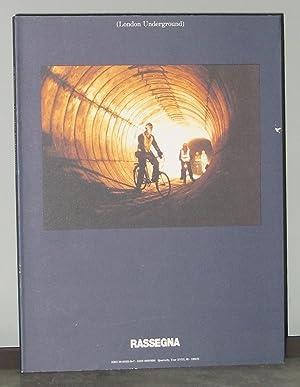 66 Rassegna : London Underground: Sebastiano Brandolini, Ken Garland, Gordon Hafter, Ellis Hillman,...
