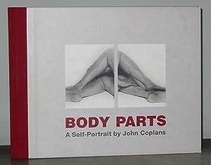 Body Parts: A Self-Portrait by John Coplans: Coplans, John; Jean-François