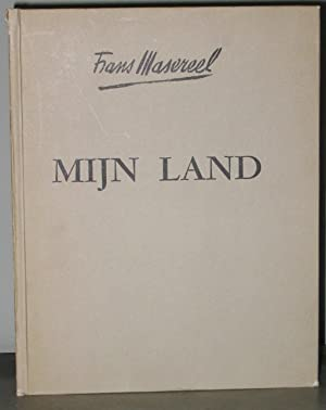 Frans Masereel : Mijn Land : Honderd: Liebaers, Herman (introduction)