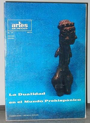 La Dualidad en El Mundo Prehispánico [Artes De Mexico No. 173, Ano XX]: Zehnder, Wiltraud