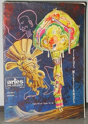 Tipos Mexicanos [Artes De Mexico No. 184,: Valdiosera Berman, Ramón