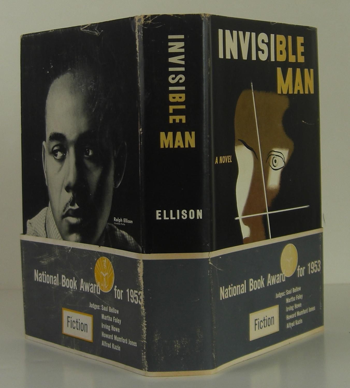 an analysis of doll imagery in ralph ellisons the invisible man Below is an essay on symbolism and motifs in invisible man from anti essays, your source for research papers, essays, and term paper examples symbolism and motifs in invisible man ralph ellison's novel, invisible man, is a story based on true events that the narrator overcomes throughout his life.