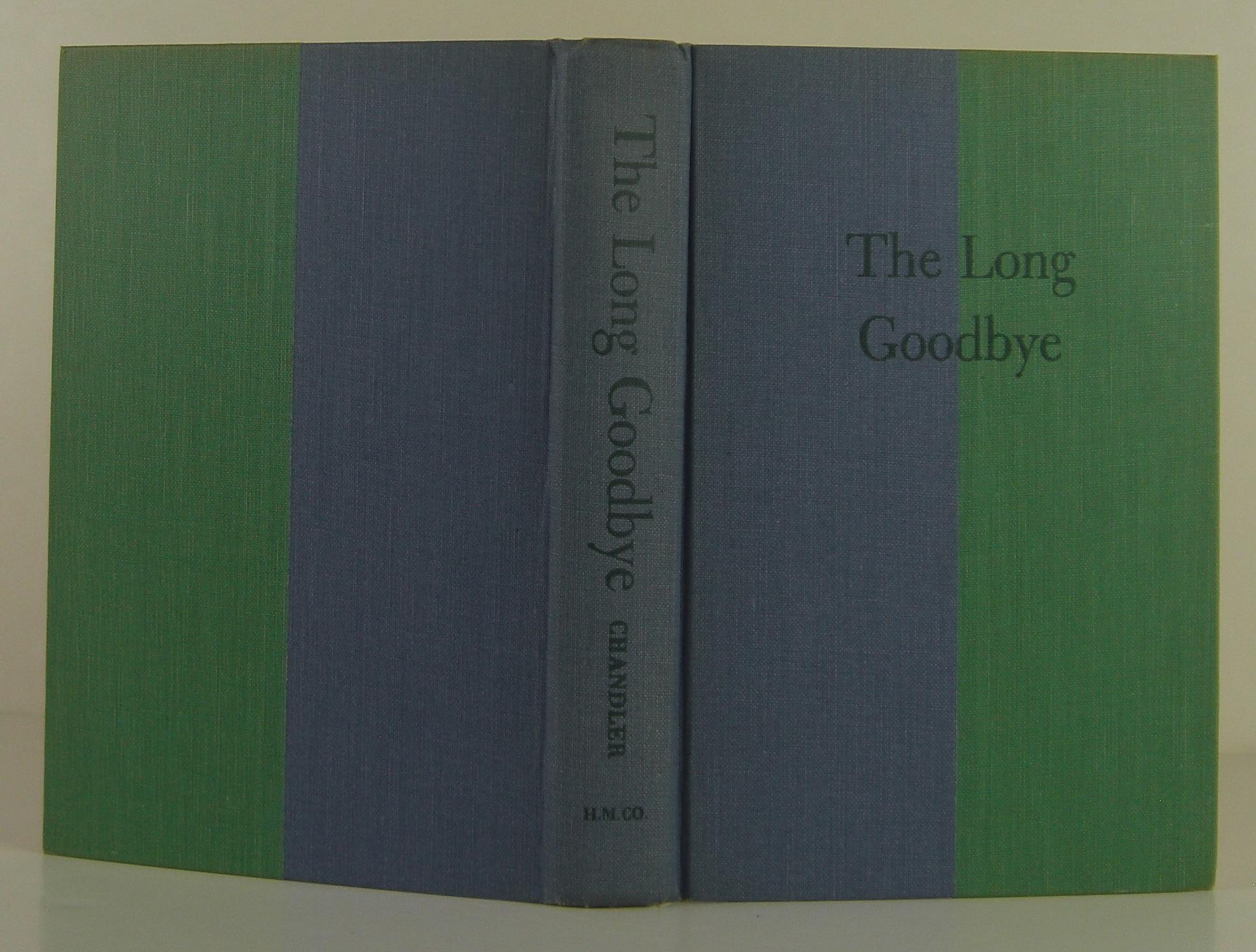 The Long Goodbye Raymond Chandler The Best Mysteries of All Time HC 2005
