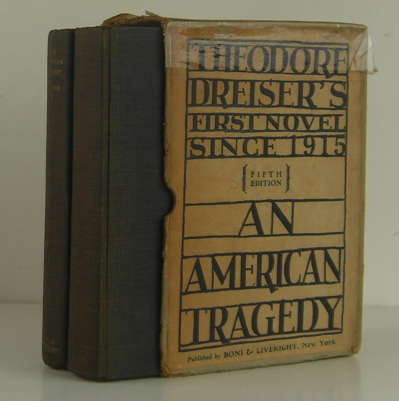 american tragedy by theodore dreiser Theodore dreiser was no stylist, but there's a terrific momentum to his unflinching novel about a country girl's american dream • robert mccrum introduces the series.