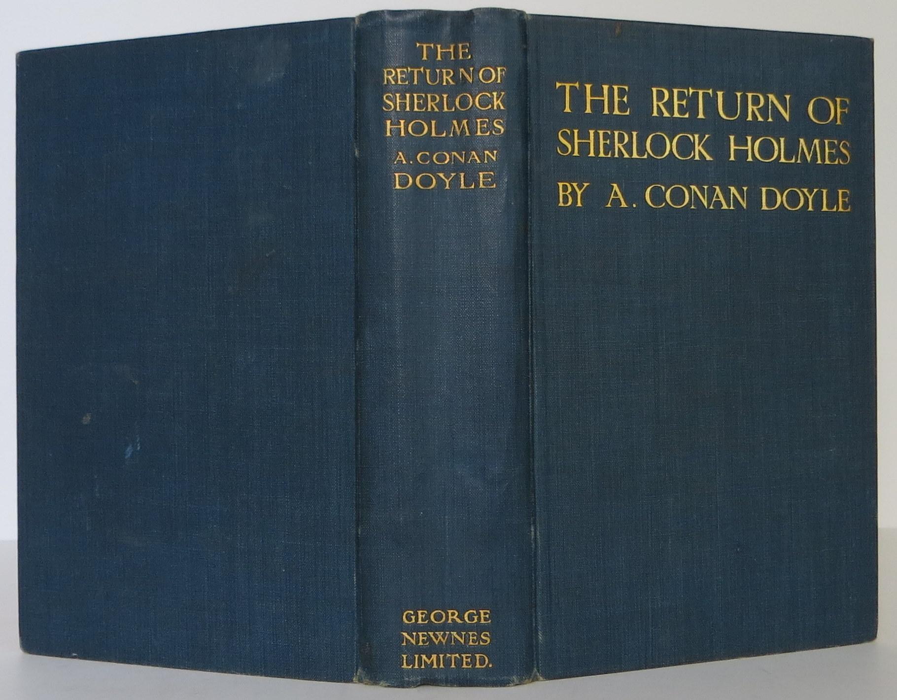 The Return of Sherlock Holmes Doyle, Arthur Conan