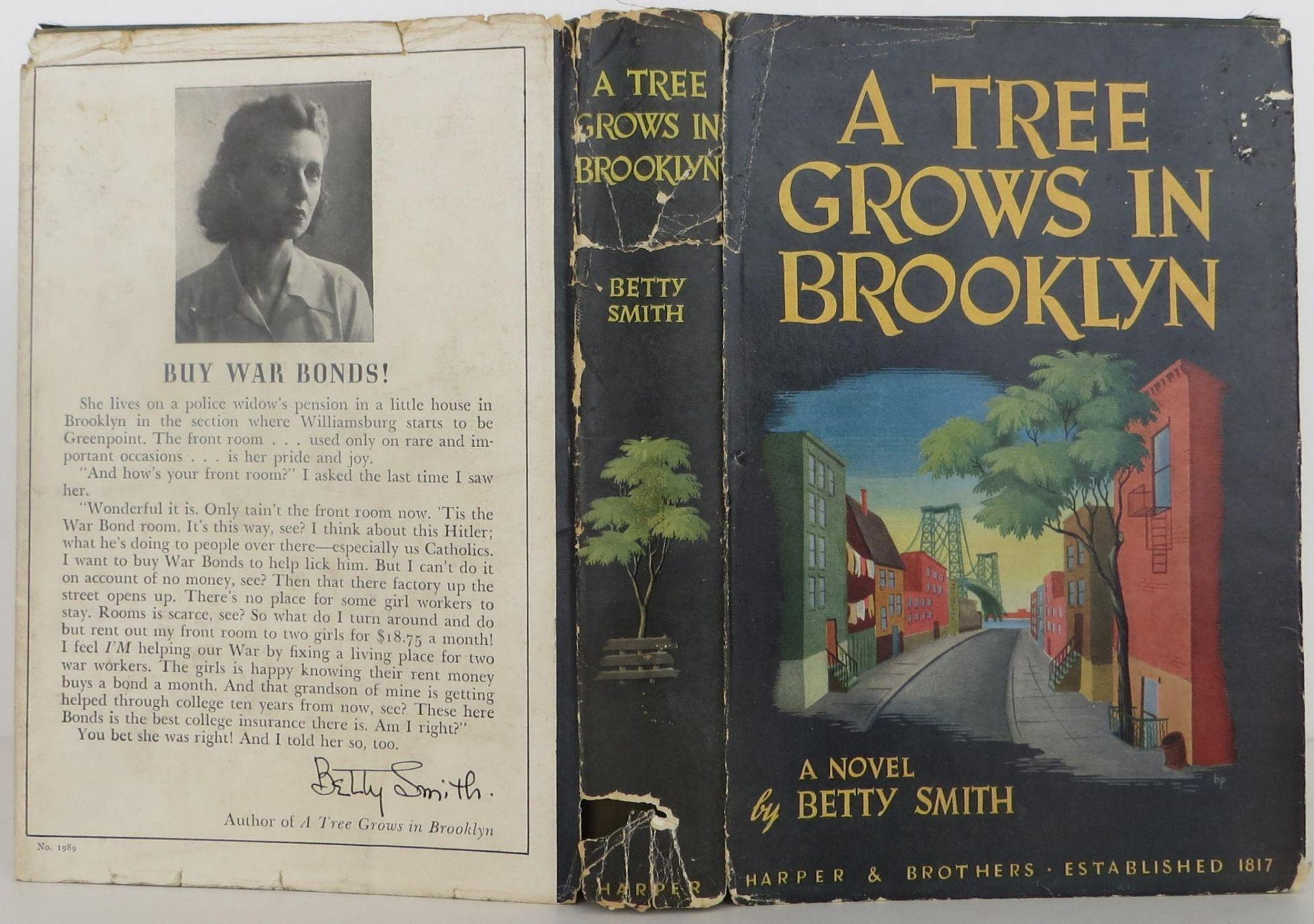 betty smith s novel a tree grows Jim it might not be an easy book for some but based on your books i think you will   betty smith's a tree grows in brooklyn has been passed down through at.