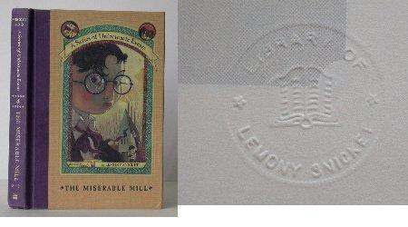 A Series of Unfortunate Events: The Miserable Mill Snicket, Lemony