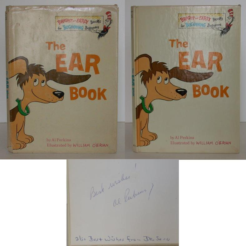 The Ear Book: Seuss, Dr. [Al Perkins]