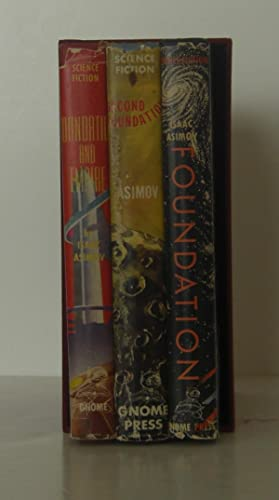 The Foundation Trilogy: Asimov, Isaac