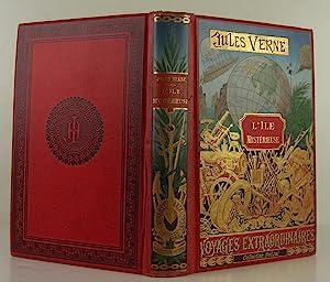 L'Ile Mysterieuse: Verne, Jules