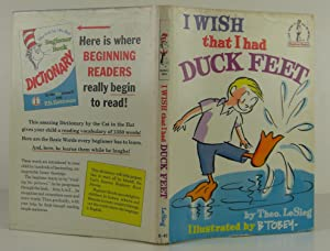 I Wish that I had Duck Feet: Seuss, Dr., LeSieg,