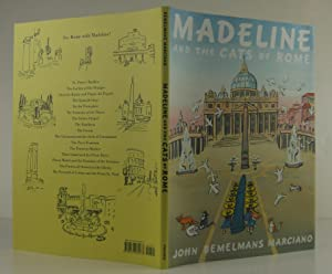 Madeline and the Cats of Rome: Marciano, John Bemelmans