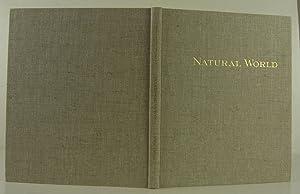 Natural World: A Bestiary: Harrison, Jim; Guest, Diana