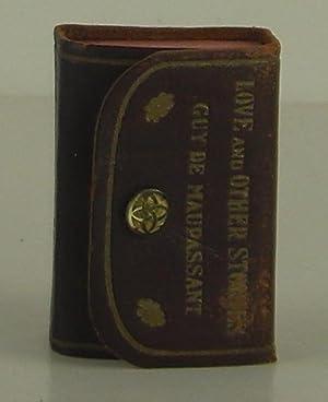 The Marvelous Miniature Library (6 volumes): Shakespeare, William; Milton, John;De Maupassant, Guy;...