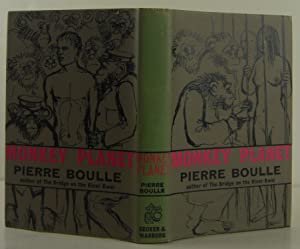Monkey Planet (Planet of the Apes): Boulle, Pierre