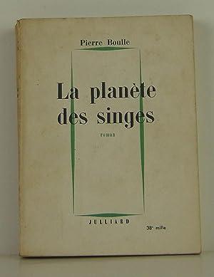 La Planete des Singes (The Planet of: Boulle, Pierre
