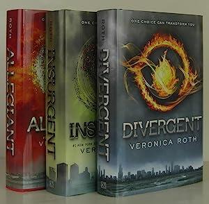 Divergent Trilogy: Divergent; Insurgent; Allegiant: Roth, Veronica