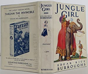 Jungle Girl: Burroughs, Edgar Rice