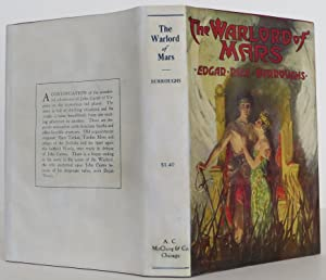 The Warlord of Mars: Burroughs, Edgar Rice