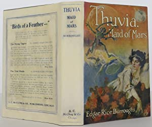 Thuvia Maid of Mars: Burroughs, Edgar Rice