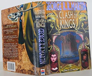 A Clash of Kings: Martin, George R.