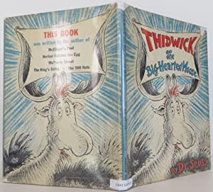 Thidwick the Big Hearted Moose: Seuss, Dr.