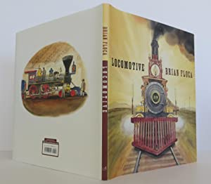 Locomotive (Caldecott Medal Book): Floca, Brian